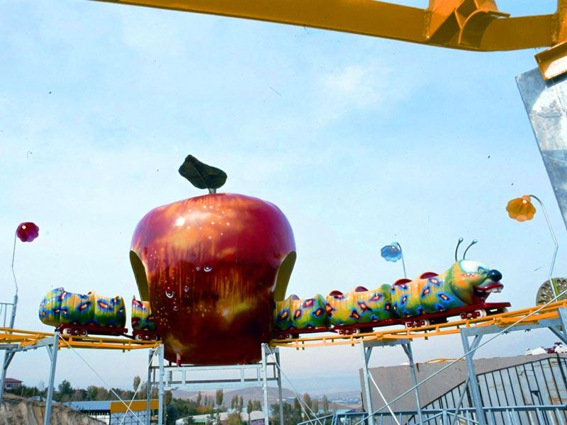 big apple family coaster