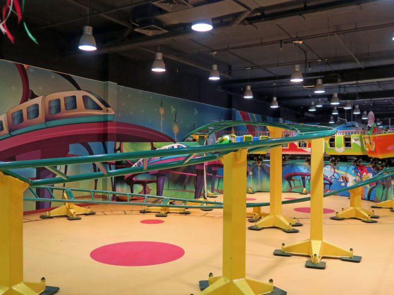 IE Park family coaster