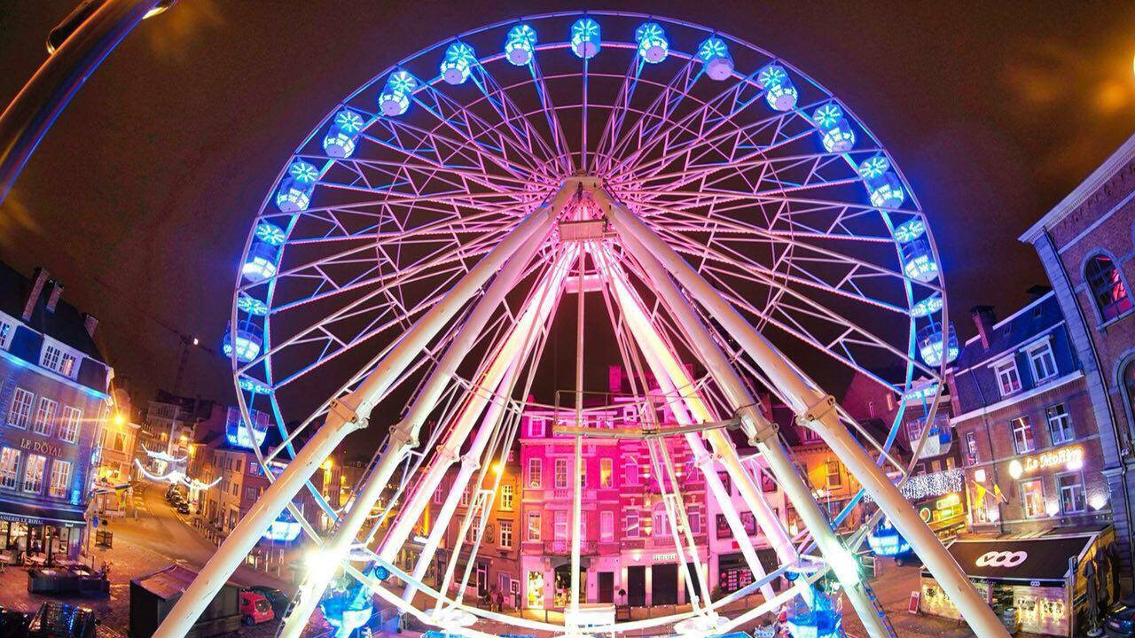 32 mt ferris wheel